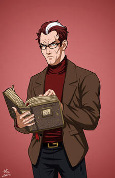 Jason Blood (Earth-27) commission
