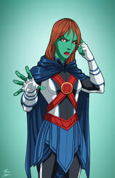 Miss Martian (Earth-27) commission