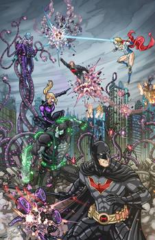 Destruction in Gotham (Earth-27)