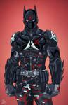 Arkham X 2.0 (Earth-27) commission
