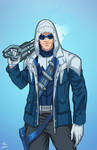 Captain Cold (Earth-27) commission