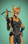 Tigress (Earth-27) commission