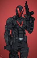 Vigilante (Earth-27) commission by phil-cho