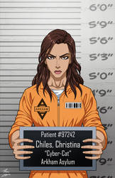 Christina Chiles (Earth-27) commission by phil-cho
