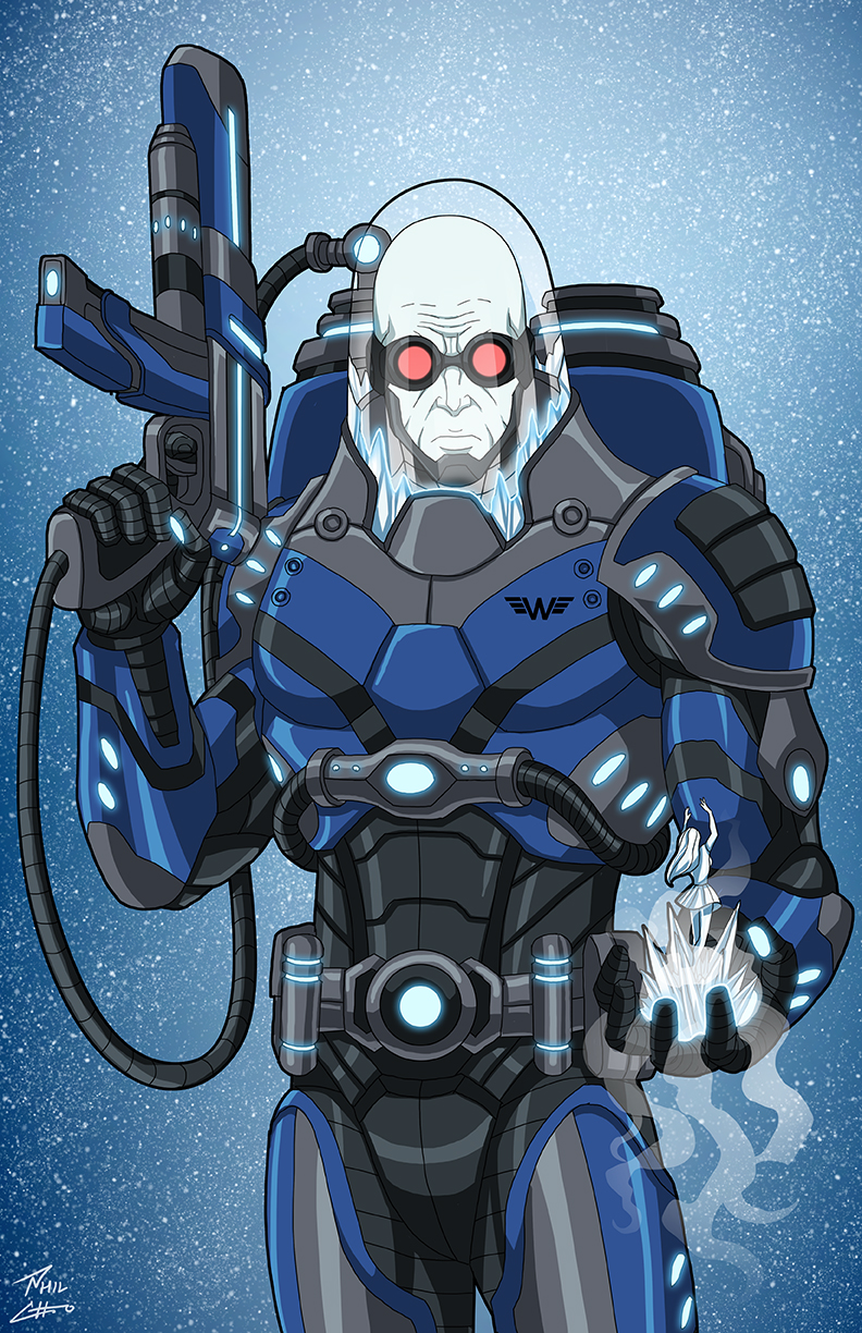 mr freeze 2027 earth27 commission by philcho on