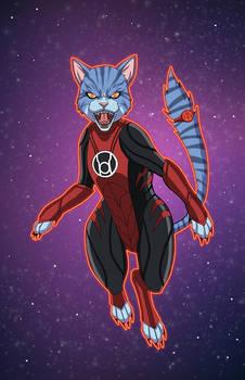 Red Lantern Dex-Starr