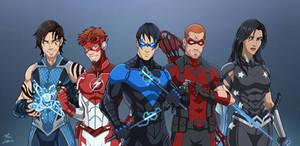 The Titans (Earth-27)