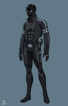 Composite Man commission by phil-cho
