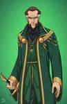 Ras Al Ghul (E27: Enhanced) commission