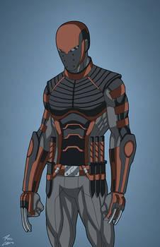 Nighthunter (Earth-27) OC commission