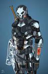Wraith (Earth-27) OC commission