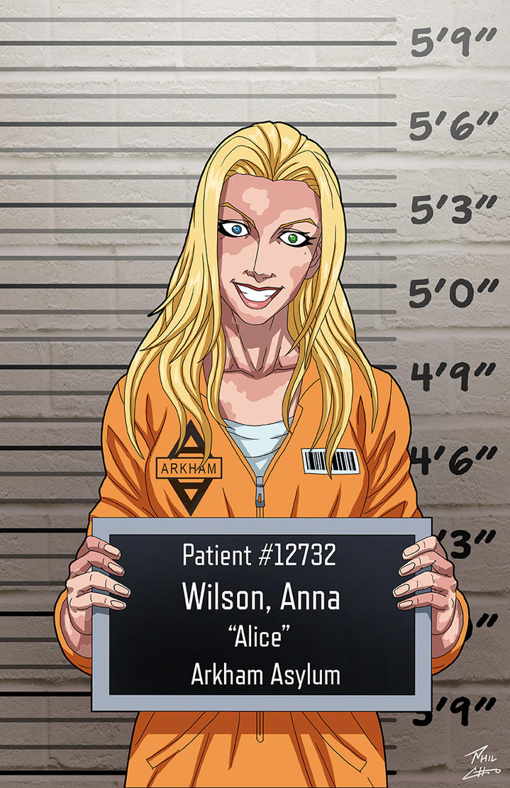 Anna Wilson (Earth-27) OC commission by phil-cho