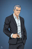 Sal Maroni (Earth-27) commission by phil-cho