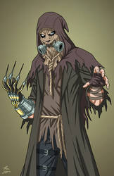 Scarecrow (Earth-27: Enhanced) commission