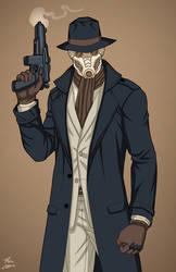Sandman (Earth-27) commission