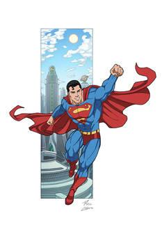 Superman commission