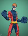 Elastic Man (Earth-27) commission