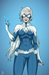 Dove 2.0 (Earth-27) commission by phil-cho