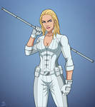 White Canary (Earth-27) commission