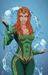 Aquawoman (Earth-27) commission
