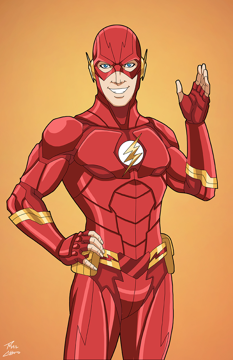 The Flash - variant (Earth-27) commission