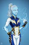 Lightning (Earth-27) commission