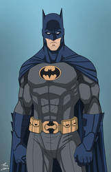 Batman (E-27 edit) 02 by phil-cho