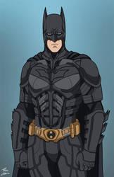 The Dark Knight by phil-cho