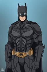 The Dark Knight v.2 by phil-cho
