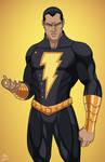 Black Adam (Earth-27) commission