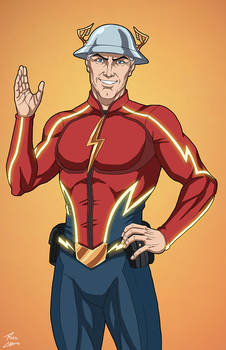 Flash [Jay Garrick] (Earth-27)