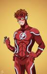 Flash [Wally West] (Earth-27)