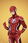 Flash [Wally West] v.2 (Earth-27)