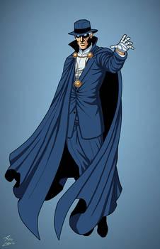 Phantom Stranger (Earth-27) commission