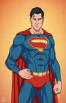 Superman [2007] (Earth-27) commission