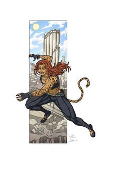 Cheetah commission