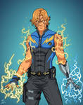Spark (Earth-27) commission