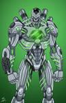 Metallo (Earth-27) commission