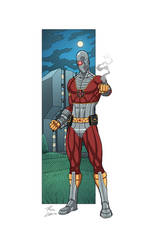 Deadshot commission by phil-cho