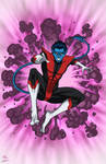Nightcrawler commission