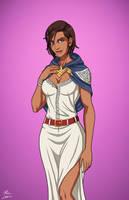 Maria Mendoza (Earth-27) commission
