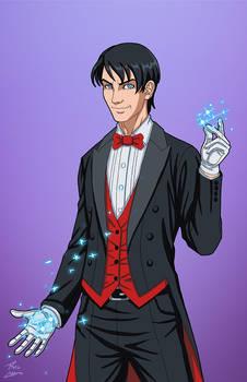 Zachary Zatara [Magician] (Earth-27) commission