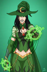 Enchantress (Earth-27) commission