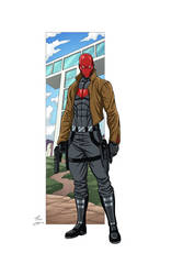 Red Hood commission