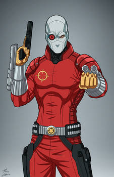 Deadshot (E:27 Enhanced) commission