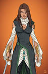 Talia Al Ghul (E27: Enhanced) commission