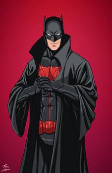 Batman Dick Grayson commission