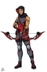 Archer OC commission