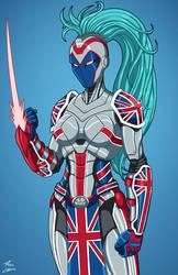 Britannia (Earth-27) commission