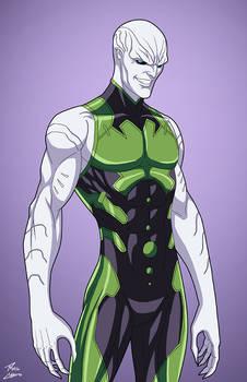 Apex Predator Lex Luthor commission